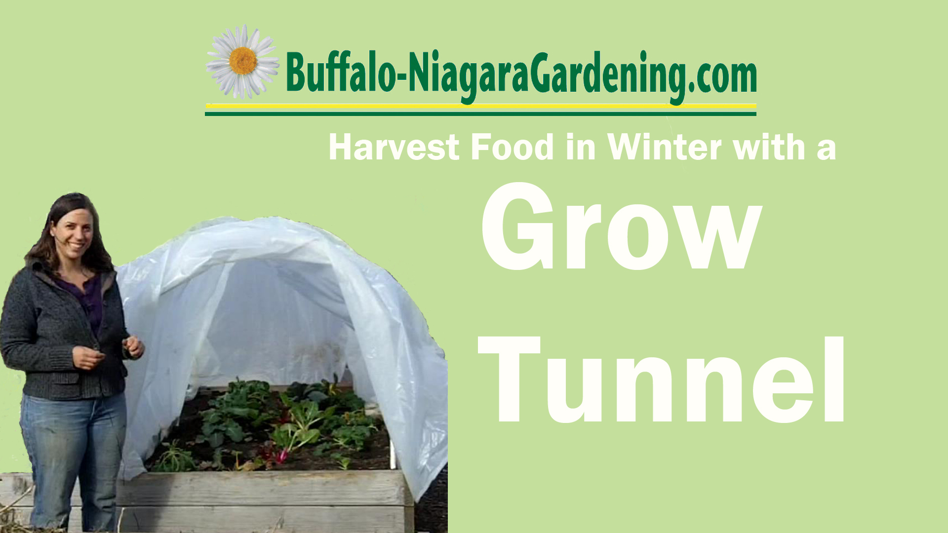 grow tunnel in Buffalo NY