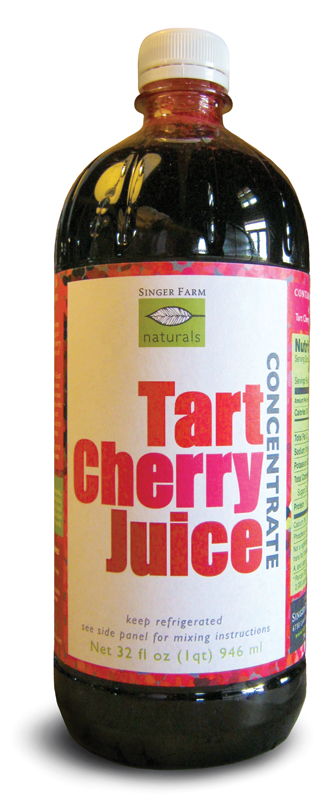 Tart Cherry Juice Helps In Relieving Pain Due To Arthritis