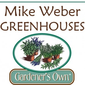 Mike Weber Greenhouses logo