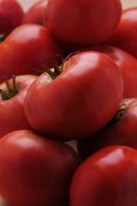 Tomato Brandywine Red courtesy Burpee Home Gardens