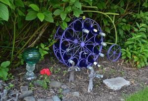 art garden in Williamsville NY