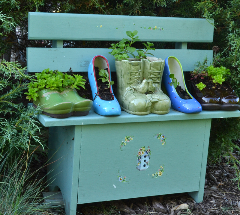 shoe garden in Williamsville NY