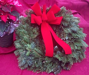 wreath from Lockwood's Hamburg