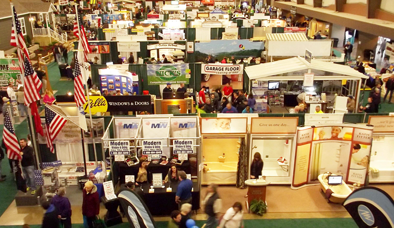 interior from WNY Home & Garden Expo