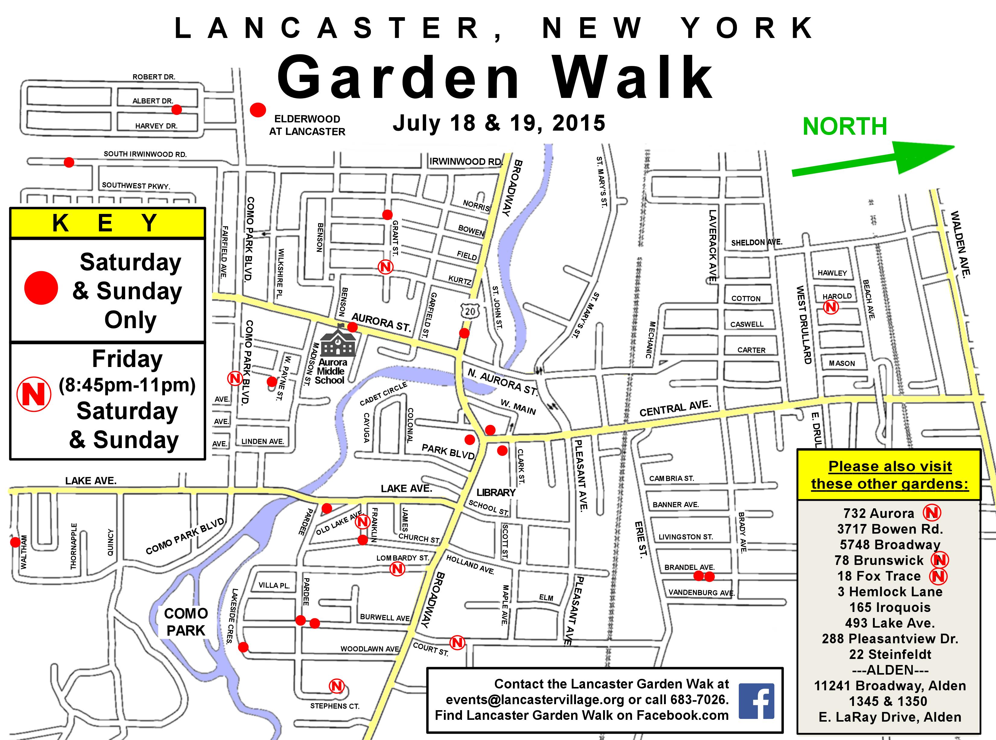 Garden Walk Buffalo Through The Garden Gates 6: Feel Transported Across The World In Backyard Tea Garden