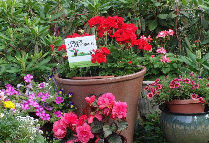 Grow Jamestown Garden Fair
