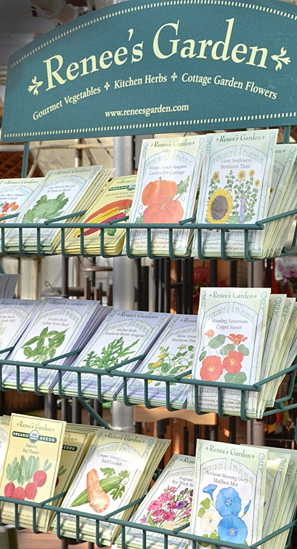 Start seeds inside now for cool-weather crops; start seeds for tomatoes in a few weeks in WNY