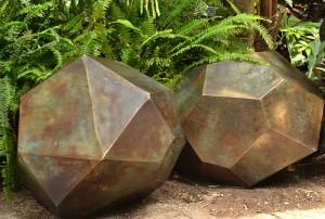 Shayne Dark Glacial Dropstones inside Buffalo Botanical Gardens photo by Stofko