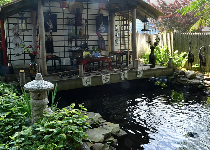 Tea House In Lancaster NY