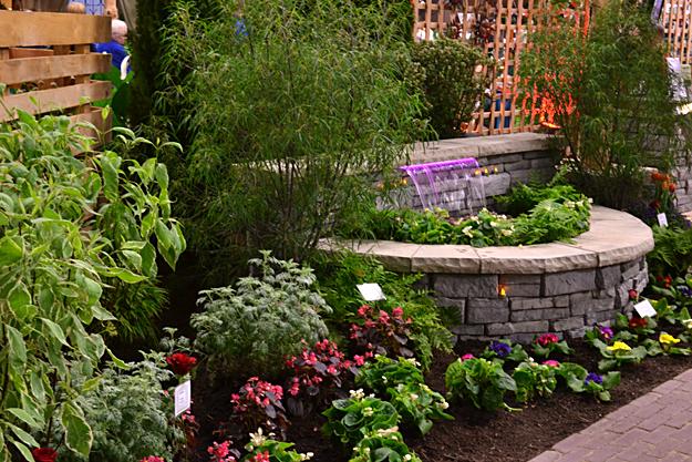Restorff landscape at Plantasia 2015 - Unlock A $16,000 Backyard Makeover At Plantasia- It's Free To Enter