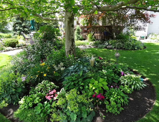 Hamburg Garden Walk 2016: New Garden Walk To Premiere On Grand Island