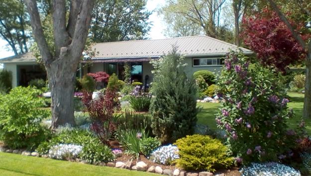 garden in Pendleton