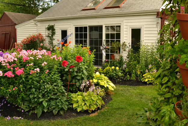 Buffalo Garden Walk: Phlox And Oriental Lilies Add Fragrance, Color, Height
