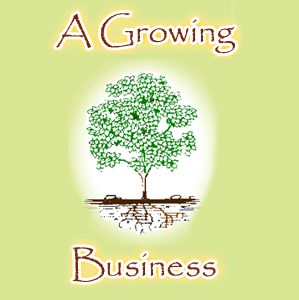 A Growing Business logo