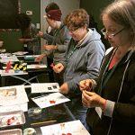 docents in training at Buffalo Botanical Gardens