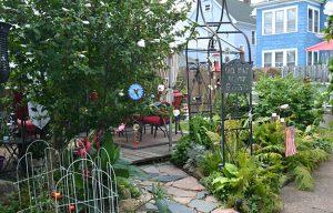 outdoor rooms in Black Rock Riverside Buffalo NY