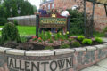 sign and plants in Allentown area of Buffalo NY