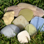soap slivers to keep deer and rabbits out of your garden