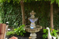 fountain in backyard in West Seneca