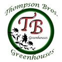 Thompson Bros Greenhouses logo