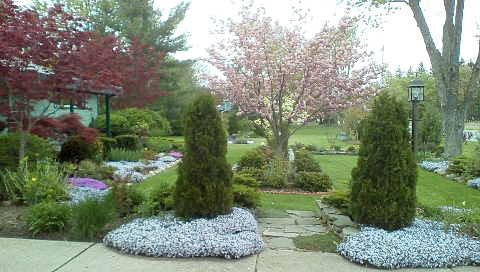 four-season gardens in Pendleton New York