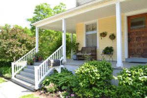 Springville home with gardens