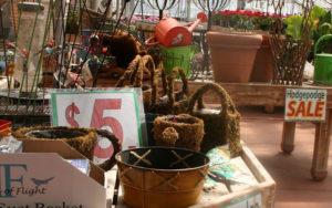 Hodgepodge Sale at Mischler's