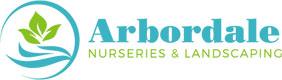 Arbordale Nurseries & Landscaping logo 2018