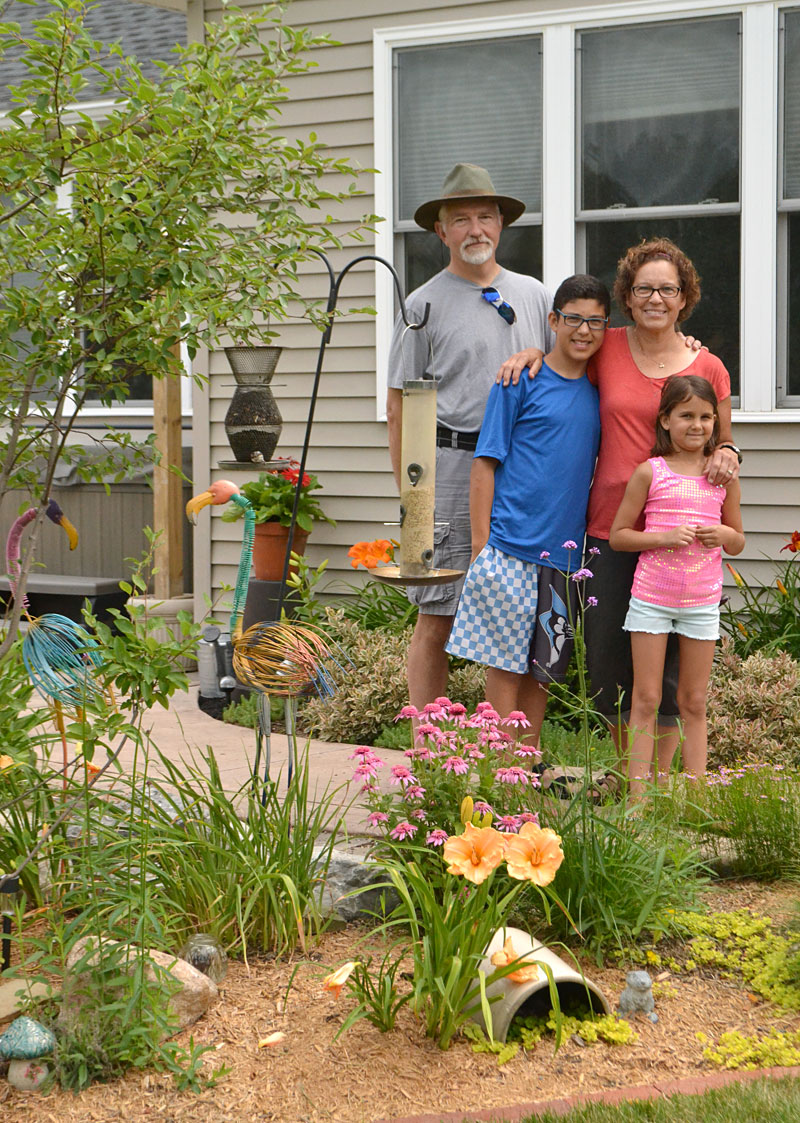 Buffalo Garden Walk: Gorgeous Vegetable Garden Is Focus Of Lancaster Landscape