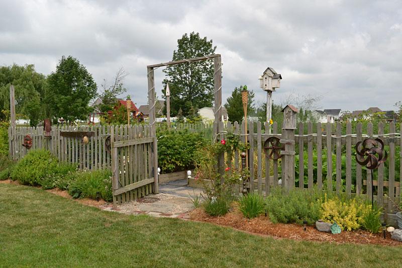 Garden Walk Buffalo Through The Garden Gates 6: Gorgeous Vegetable Garden Is Focus Of Lancaster Landscape
