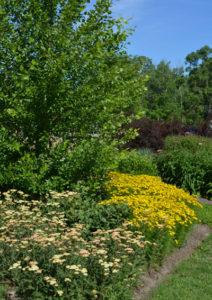 Garden at Buffalo Niagara Heritage Village