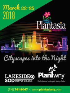 Plantasia poster 2018