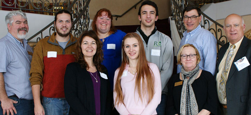 PLANT WNY scholarship recipients
