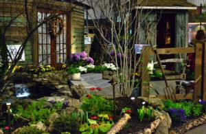 Menne garden at Plantasia 2018