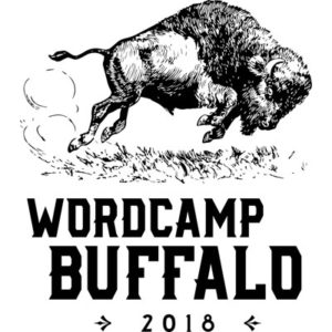 logo for WordCamp 2018