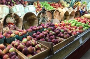 fall produce at Zittel's Country Market