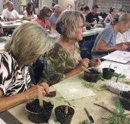 horticultural class