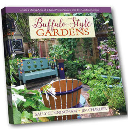 cover of Buffalo-Style Gardens book