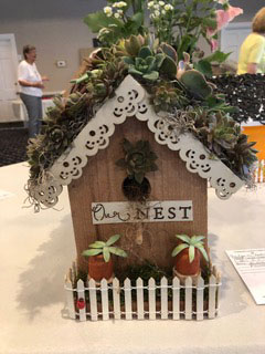 bird house in Orchard Park