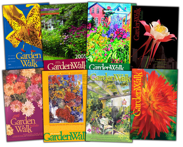 posters from Garden Walk Buffalo