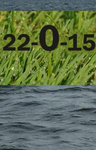 don't use lawn fertilizer with phosphorus
