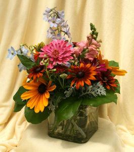 Mischler's Magic flower arrangement