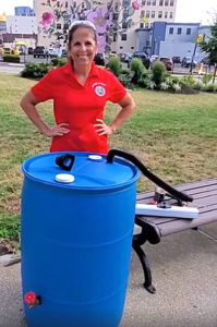 make rain barrel