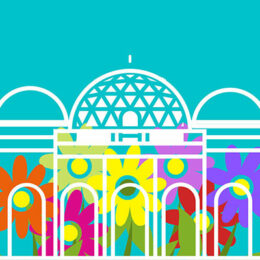 graphic for Gala at Gardens 2021