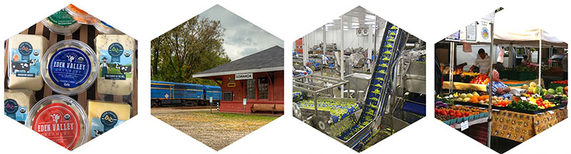 composite image for Growing Gowanda event